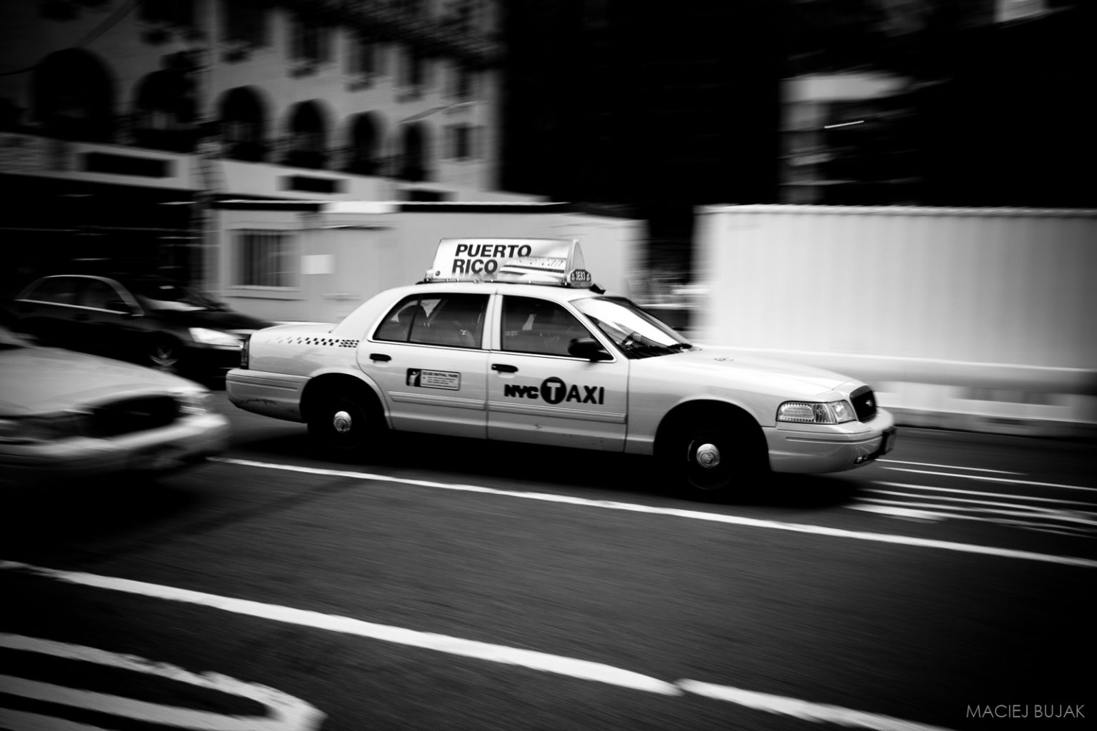 New York City Black #4