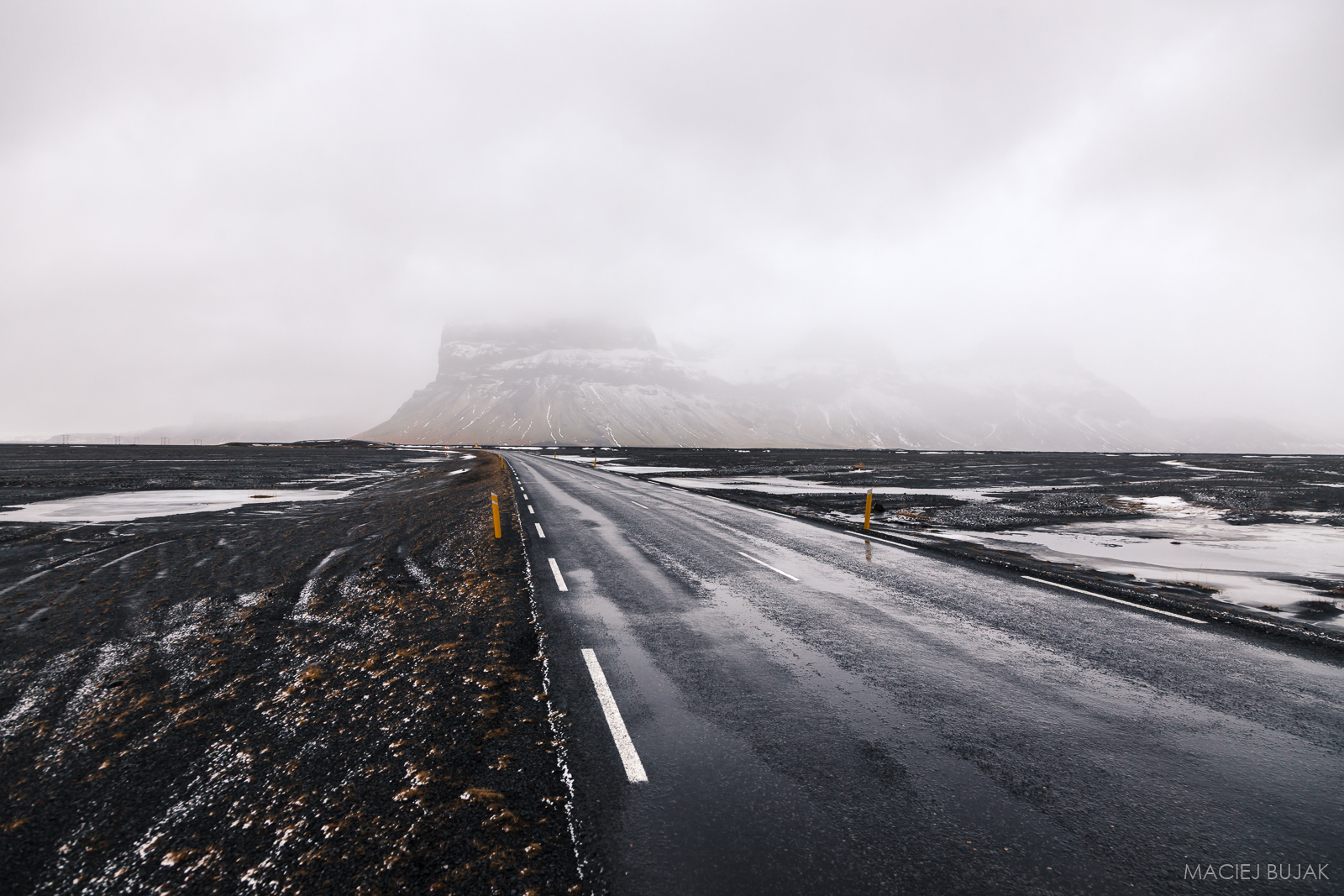 Road no. 1, Iceland