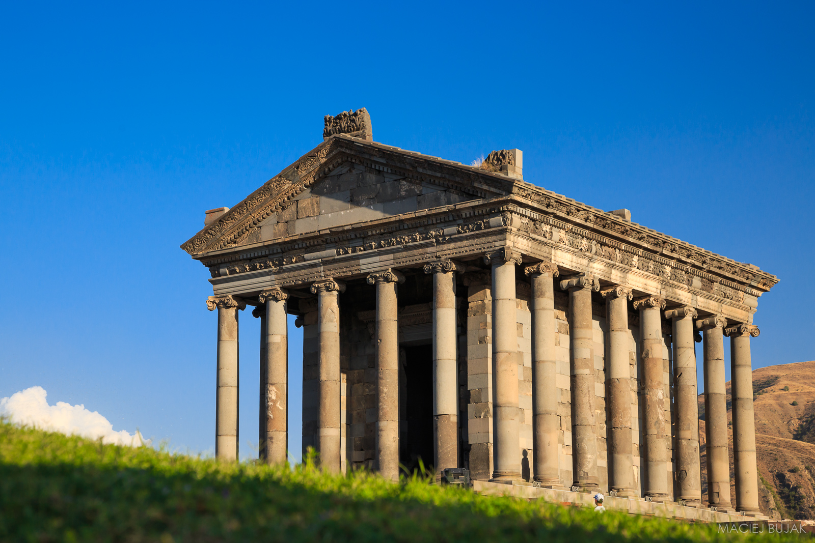 Temple of Garni, Armenia